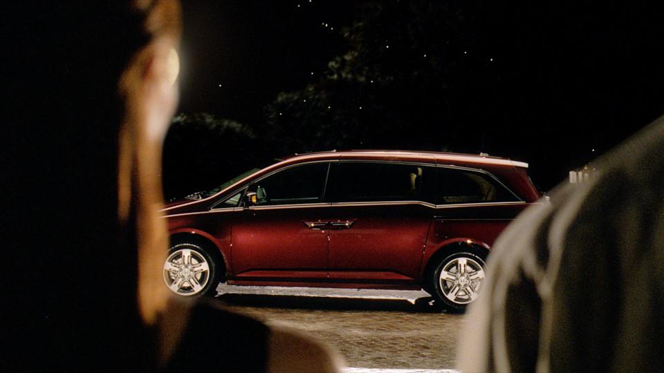Honda Odyssey – Romance