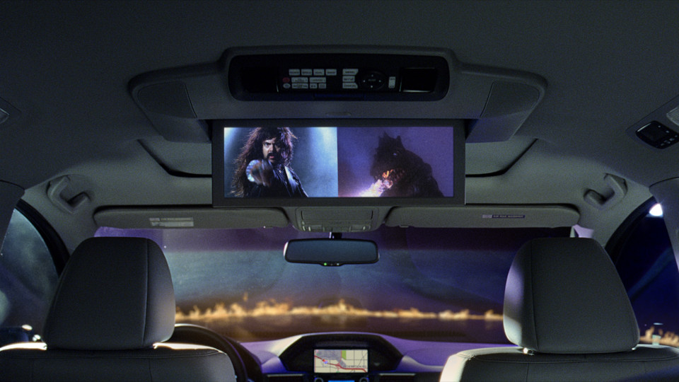 Honda Odyssey – Rockvan