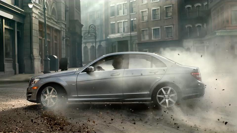 Mercedes – Passing Through